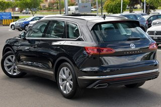 2020 Volkswagen Touareg CR MY20 190TDI Tiptronic 4MOTION Premium Black 8 Speed Sports Automatic.
