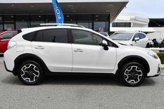 2016 Subaru XV G4X MY16 2.0i-S Lineartronic AWD Crystal White 6 Speed Constant Variable Wagon