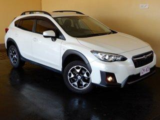 2018 Subaru XV MY18 2.0I White Continuous Variable Wagon