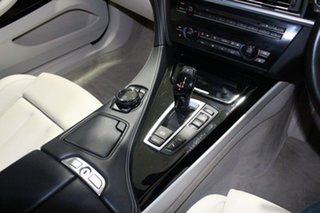 2014 BMW 640i F06 MY14 Gran Coupe Sapphire Black 8 Speed Automatic Coupe