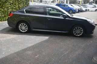 2010 Subaru Liberty B5 MY10 2.5i Lineartronic AWD Graphite 6 Speed Constant Variable Sedan