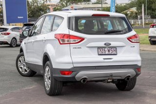2014 Ford Kuga TF MY15 Ambiente AWD White 6 Speed Sports Automatic Wagon.