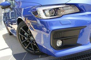 2020 Subaru WRX MY21 Premium (AWD) WR Blue Continuous Variable Sedan.