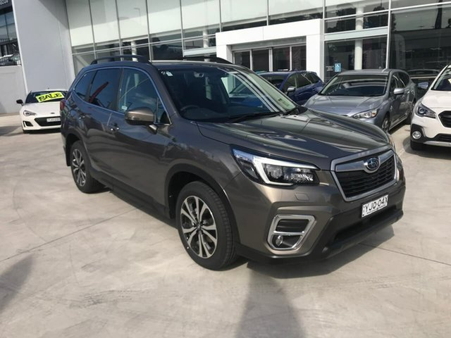Demo Subaru Forester Liverpool, Forester MY21 2.5i-P Ptrl