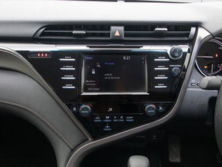 2019 Toyota Camry AXVH71R MY19 Ascent (Hybrid) White Continuous Variable Sedan