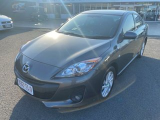 2013 Mazda 3 BL10F2 MY13 Maxx Activematic Sport Grey 5 Speed Sports Automatic Sedan