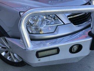 2014 Holden Captiva CG MY15 5 AWD LT Silver 6 Speed Sports Automatic Wagon
