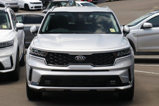 2020 Kia Sorento MQ4 MY21 Sport+ AWD Silky Silver 8 Speed Sports Automatic Dual Clutch Wagon