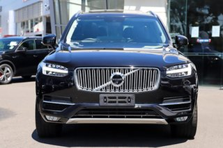2015 Volvo XC90 L Series MY16 T6 Geartronic AWD Inscription Black 8 Speed Sports Automatic Wagon