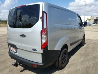 2019 Ford Transit Custom VN 2019.75MY 340S (Low Roof) Moondust Silver 6 Speed Automatic Van.