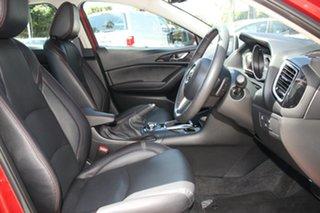 2015 Mazda 3 BM MY15 SP25 GT 6 Speed Automatic Sedan