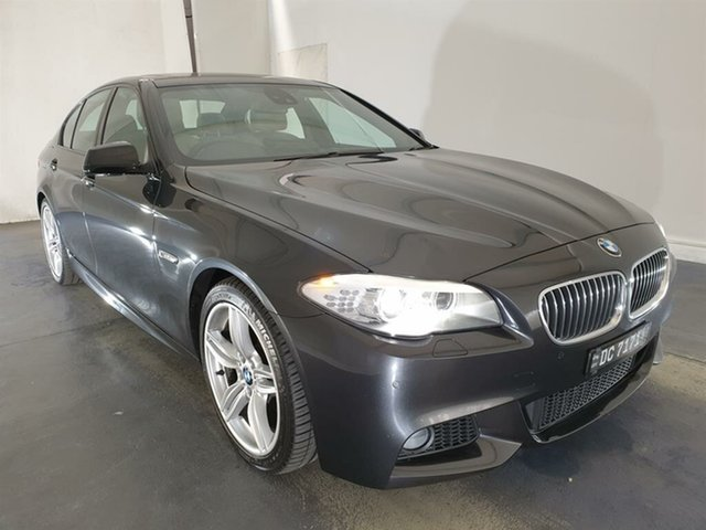 Used BMW 5 Series F10 MY11 528i Steptronic Maryville, 2010 BMW 5 Series F10 MY11 528i Steptronic Grey 8 Speed Sports Automatic Sedan