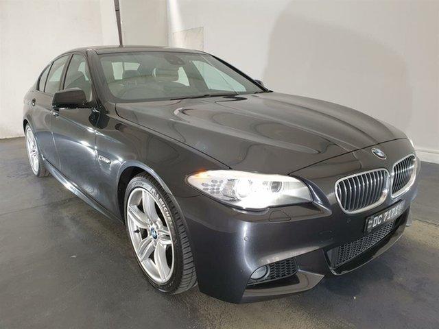 Used BMW 5 Series F10 MY11 528i Steptronic Maryville, 2010 BMW 5 Series F10 MY11 528i Steptronic Grey 8 Speed Sports Automatic Sedan