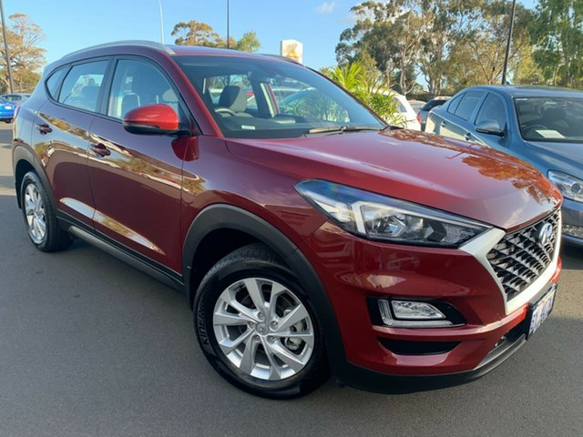 Used Hyundai Tucson TL4 MY20 Active 2WD Bunbury, 2019 Hyundai Tucson TL4 MY20 Active 2WD Red 6 Speed Automatic Wagon