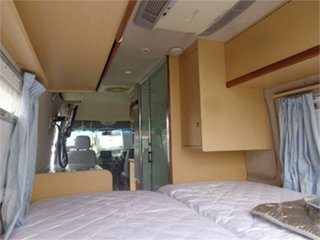 2005 313CDI LWB Mercedes-Benz Sprinter White Motor Home