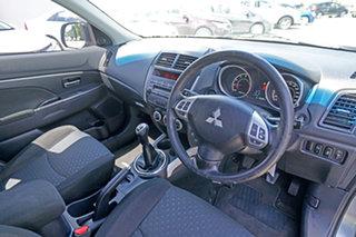 2011 Mitsubishi ASX XA MY12 2WD Silver 5 Speed Manual Wagon