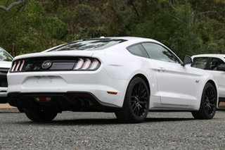 2018 Ford Mustang FN 2018MY GT Fastback White 6 Speed Manual Fastback