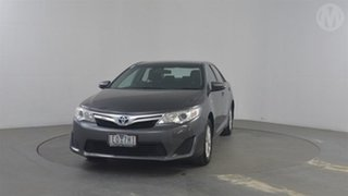 2015 Toyota Camry AVV50R Hybrid H Graphite Continuous Variable Sedan.