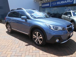 2020 Subaru Outback B6A MY20 3.6R CVT AWD Storm Grey Pearl 6 Speed Constant Variable Wagon.