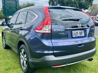 2014 Honda CR-V RM MY15 VTi 4WD Plus Grey 5 Speed Sports Automatic Wagon