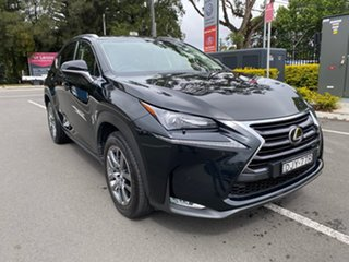 2016 Lexus NX AGZ10R NX200t 2WD Luxury 6 Speed Sports Automatic Wagon