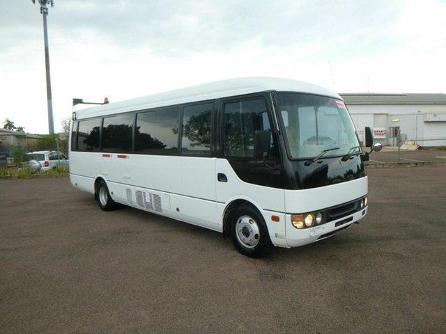 Used Mitsubishi Rosa Winnellie, 2006 Mitsubishi Rosa White Passenger Bus