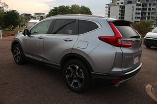 2018 Honda CR-V RW MY18 VTi-LX 4WD Premium Silver 1 Speed Continuous Variable Wagon