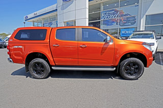 2016 Holden Colorado RG MY16 LTZ Crew Cab Orange 6 Speed Sports Automatic Utility