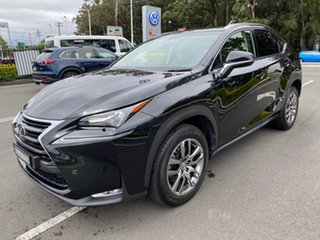 2016 Lexus NX AGZ10R NX200t 2WD Luxury 6 Speed Sports Automatic Wagon.