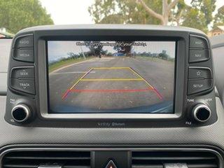 2020 Hyundai Kona OS.3 MY20 Elite 2WD Lake Silver 6 Speed Sports Automatic Wagon