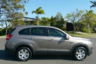 2016 Holden Captiva CG MY16 LS 2WD Brown 6 Speed Sports Automatic Wagon.