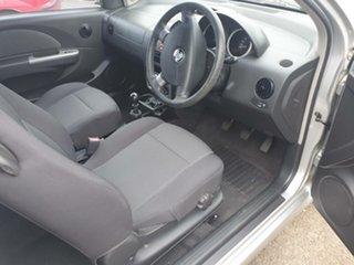 2006 Holden Barina TK Silver 5 Speed Manual Hatchback.