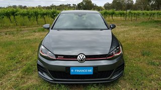 2019 Volkswagen Golf 7.5 MY19.5 GTI DSG Grey Metallic 7 Speed Sports Automatic Dual Clutch Hatchback.