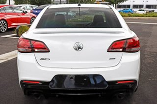 2016 Holden Commodore White Sedan