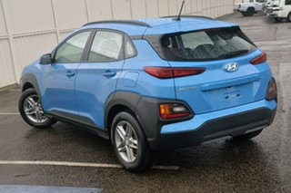2019 Hyundai Kona OS.2 MY19 Active 2WD Blue 6 Speed Sports Automatic Wagon.