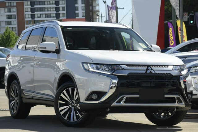 New Mitsubishi Outlander ZL MY21 LS 2WD Cardiff, 2020 Mitsubishi Outlander ZL MY21 LS 2WD Titanium 6 Speed Constant Variable Wagon