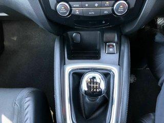 2014 Nissan Qashqai J11 TI Red 6 Speed Manual Wagon