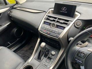 2016 Lexus NX AGZ10R NX200t 2WD Luxury 6 Speed Sports Automatic Wagon