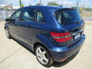 2010 Mercedes-Benz B180 W245 B180 Blue Automatic Hatchback