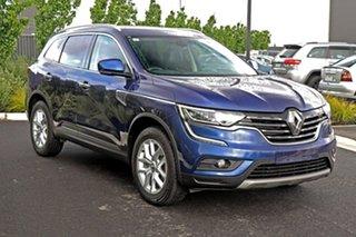 2017 Renault Koleos Blue Wagon.