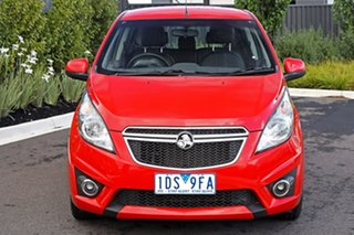 2014 Holden Barina Spark Red Hatchback