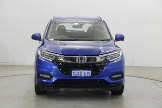 2019 Honda HR-V MY20 VTi-S Blue 1 Speed Constant Variable Hatchback.