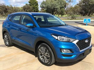 2019 Hyundai Tucson TL4 MY20 Active X 2WD Aqua Blue 6 Speed Automatic Wagon