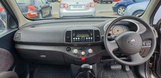 2008 Nissan Micra K12 Purple 4 Speed Automatic Hatchback