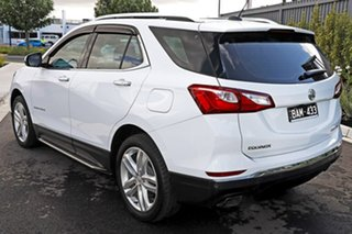 2019 Holden Equinox White Wagon.