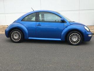 2000 Volkswagen Beetle 9C Coupe Blue 4 Speed Automatic Liftback.