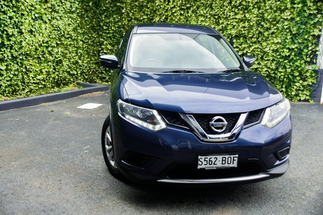 Used Nissan X-Trail T32 TS X-tronic 2WD St Marys, 2015 Nissan X-Trail T32 TS X-tronic 2WD Blue 7 Speed Constant Variable Wagon