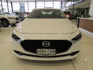 2020 Mazda 3 100th Anniversary SKYACTIV-Drive Sedan.