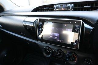 2017 Toyota Hilux GUN126R SR Double Cab Glacier 6 speed Automatic Utility