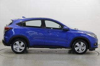 2019 Honda HR-V MY20 VTi-S Blue 1 Speed Constant Variable Hatchback